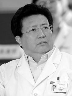 天津市第一中心医院器官移植中心主任沈中阳